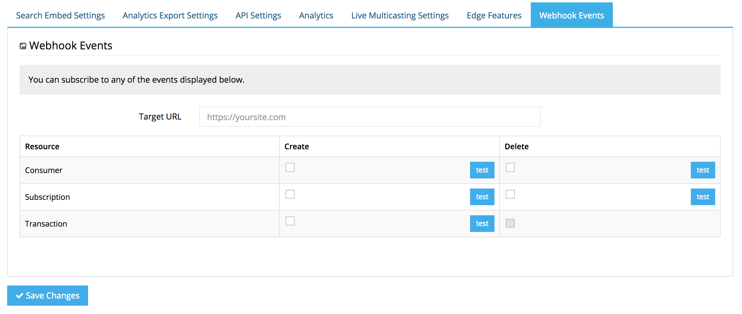 Getting Started with Zype's Webhook Service – Help Center